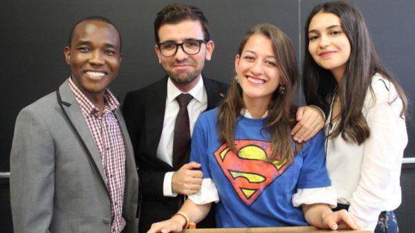 Программа молодых лидеров Глобального центра по адаптации (GCA) 2019/2020