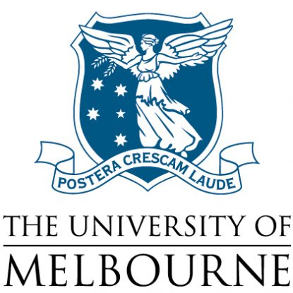Scholarship University of Melbourne